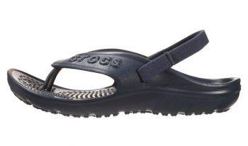 Crocs Kids Hilo Flip Navy