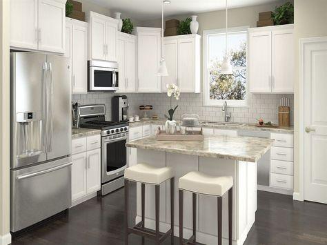 The 25+ best U shaped kitchen ideas on Pinterest U shape kitchen - u shaped kitchen design