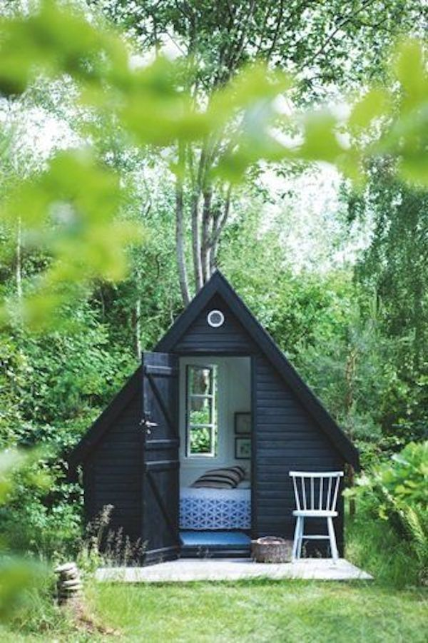 'She Sheds' Are Women's Perfect Response To The Man Cave (Photos)