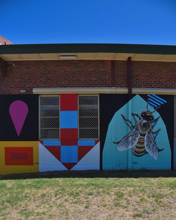 Telstra Mural Perth #art #artist #artwork #paint #painting #mural #streetart #perth
