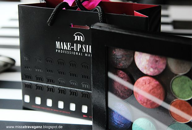 Make-up Studio Eyeshadows