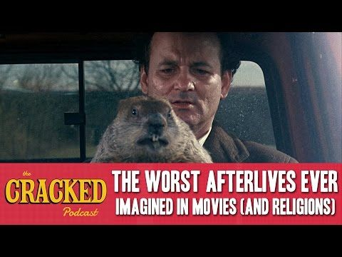 The Worst Afterlives Ever Imagined In Movies (And Religions) - The Cracked Podcast - YouTube