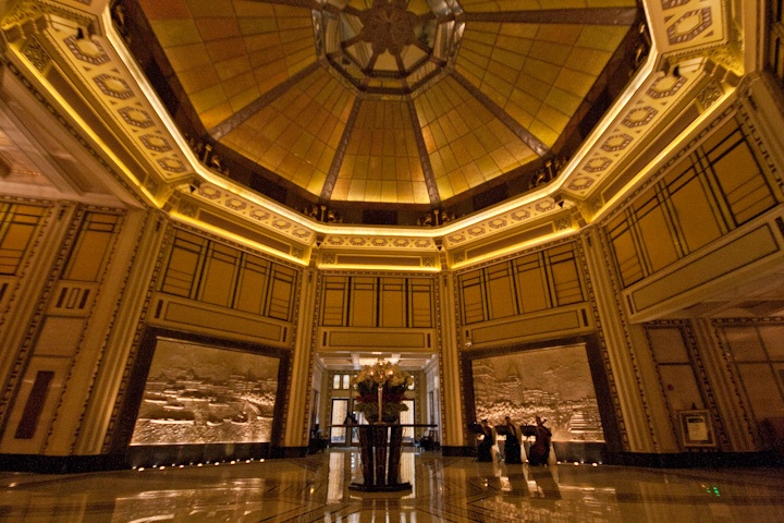 Fairmont Peace Hotel, Shanghai, China
