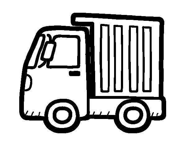 dibujos de camion - Buscar con Google