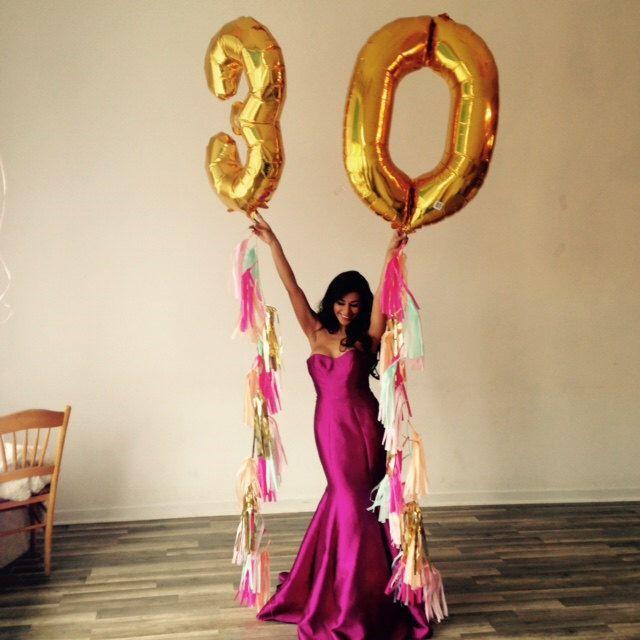 Best 25+ Balloon Tassel Ideas On Pinterest