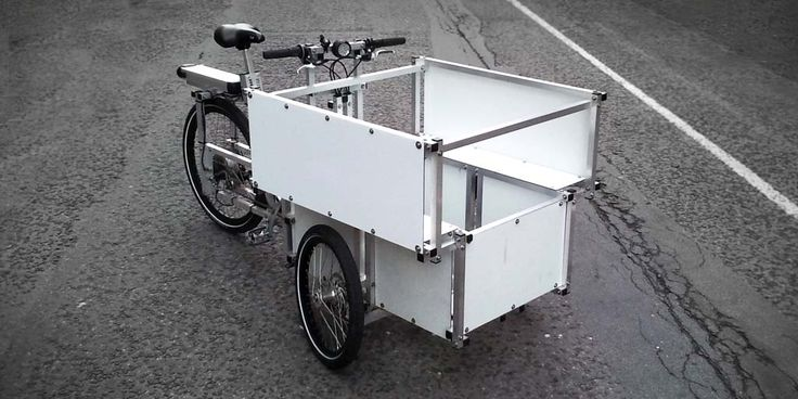 XYZ CARGO TRIKE - TAXI version