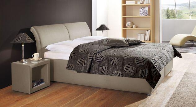 Bett Trapani Bett Mit Bettkasten Haus Deko Und Polsterbett