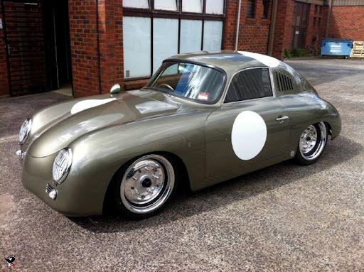 Outlaw Porsche 356