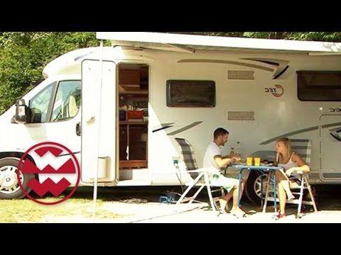 Camping mit dem Wohnmobil - Welt der Wunder