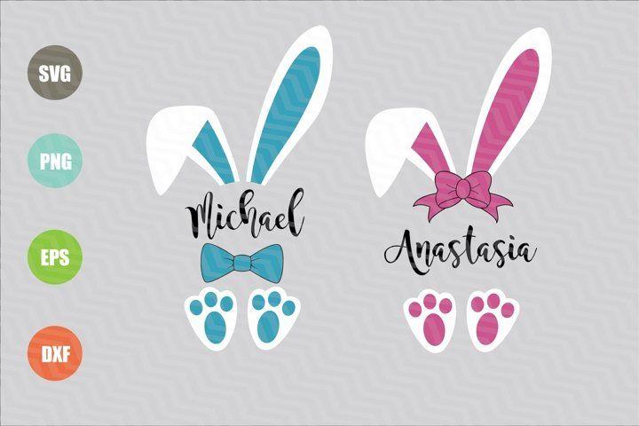 Easter Bunny Ears Svg 216935 Svgs Design Bundles In 2021 Easter Bunny Ears Easter Svg Easter Bunny