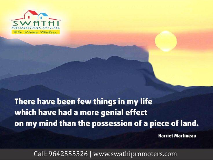 Swathi Promoters Pvt.Ltd., Vizag Website - www.swathipromoters.com Ph no - 9642555526