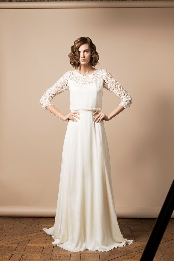 Delphine Manivet 2014 bridal collection - Wedding dresses - YouAndYourWedding