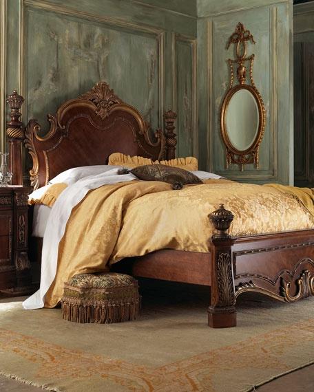 Bedroom Fit For A Queen