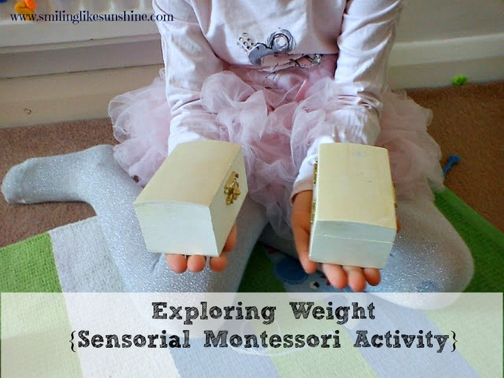 A tutorial for creating Baric boxes to help children explore and develop a sense of weight