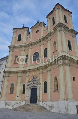 Trinity Church,Bratislava, Slovakia