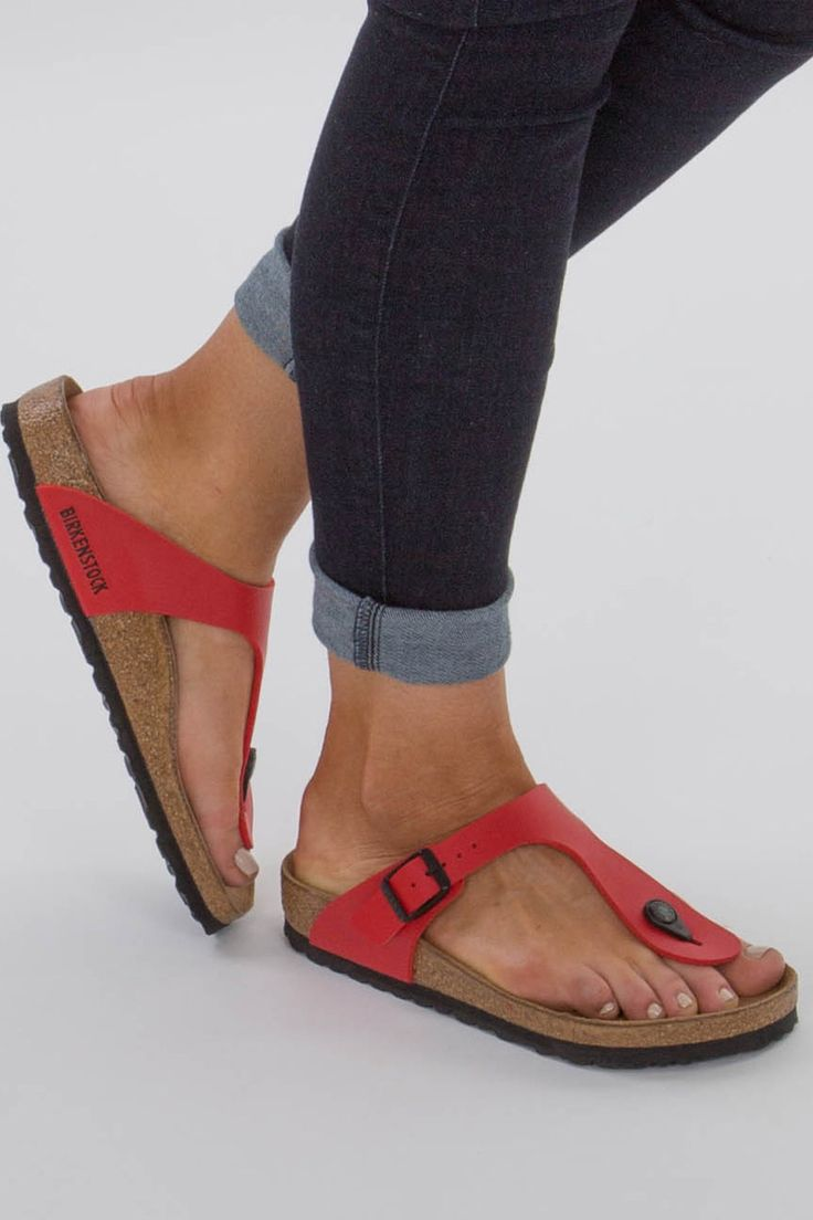 how do birkenstock gizeh fit