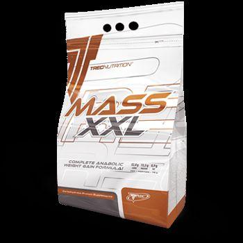 MASS XXL: Kompleks węglowadanów i protein serwatki   Szybki przyrost masy mięśniowej Zróżnicowane formy węglowodanów 100% białka serwatkowego + kompleks witamin