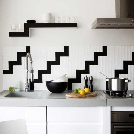 Renovar la casa pintando azulejos