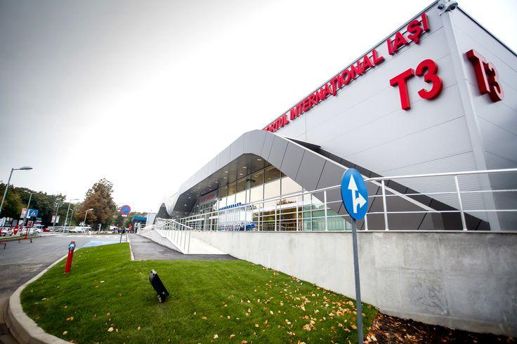 Planuri noi de dezvoltare pregătite de Aeroportul Iași pentru 2017