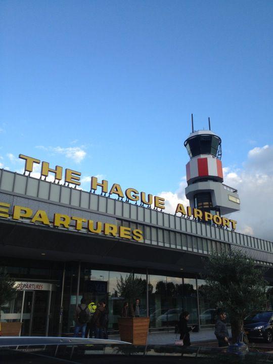 Rotterdam The Hague Airport (RTM) in Rotterdam