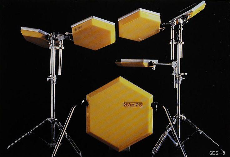 Simmons Drum Pad. Vintage Simmons Drums Drum Pad R - Lenaleestore.com