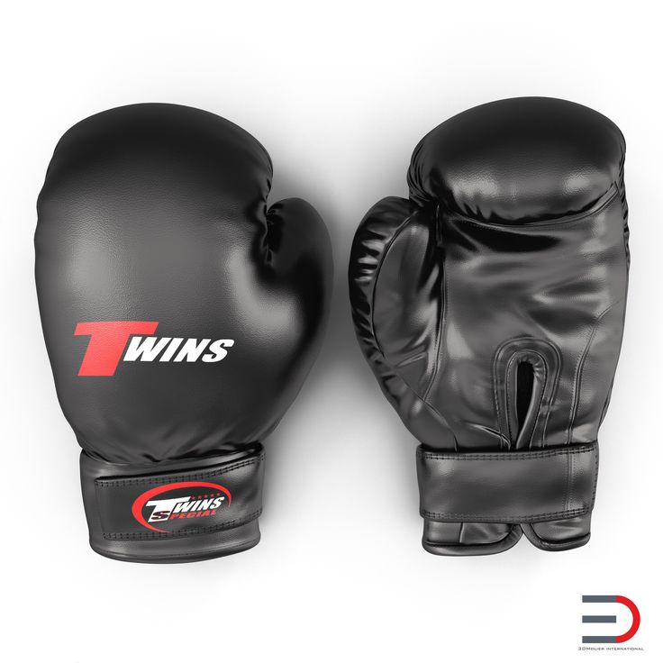 Boxing Gloves Twins Black 3d model http://www.turbosquid.com/FullPreview/Index.cfm/ID/938345?referral=3d_molier-International