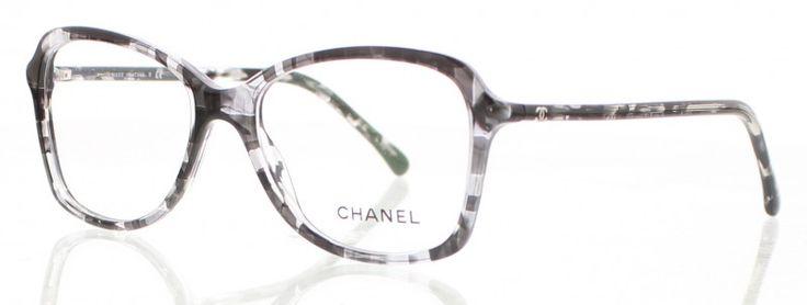 Lunette de vue CHANEL CH3336 1492 femme - prix 216€ - KelOptic