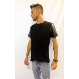 Maglia t-shirt nera