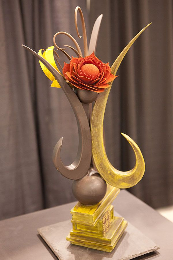 The French Pastry School Shares Its Love for Chocolate at The Chicago Fine Chocolate Show | The French Pastry School. My son attended this school. Loved it!