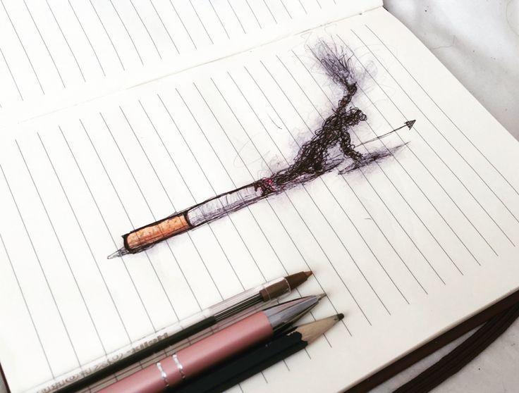 Smoking kills, you know