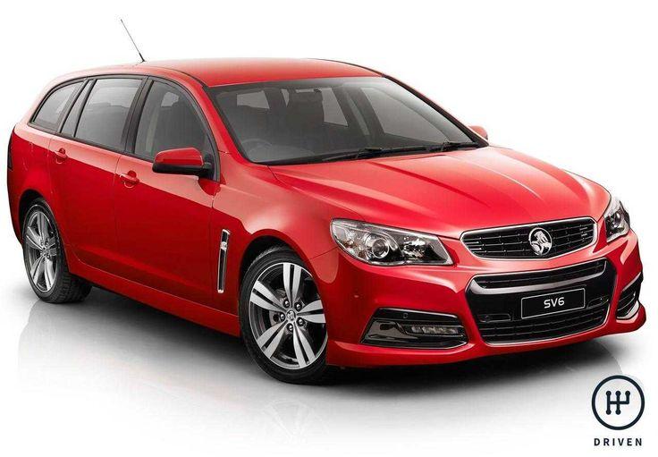 2014 Holden VF Commodore Sportwagon SV6