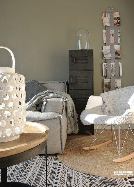 ZW&H.NL: Nieuwe salontafel, vloerkleed & een kringloopvondst!