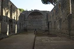 Chiesa di San Nicola a Capo di Bove - Wikipedia