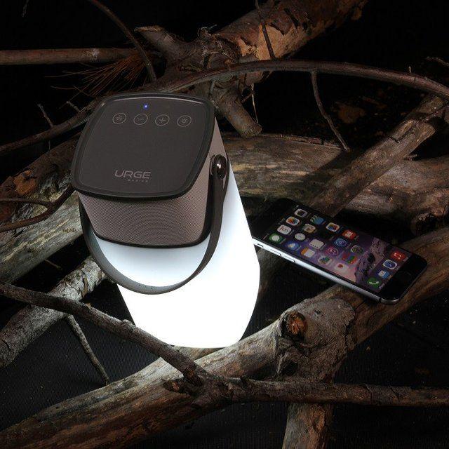 Fancy - MUSIGLO Wireless Water Resistant Bluetooth Speaker & Lantern