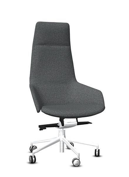 Aston executive office chair by Arper Italia: very elegant and quite versatile