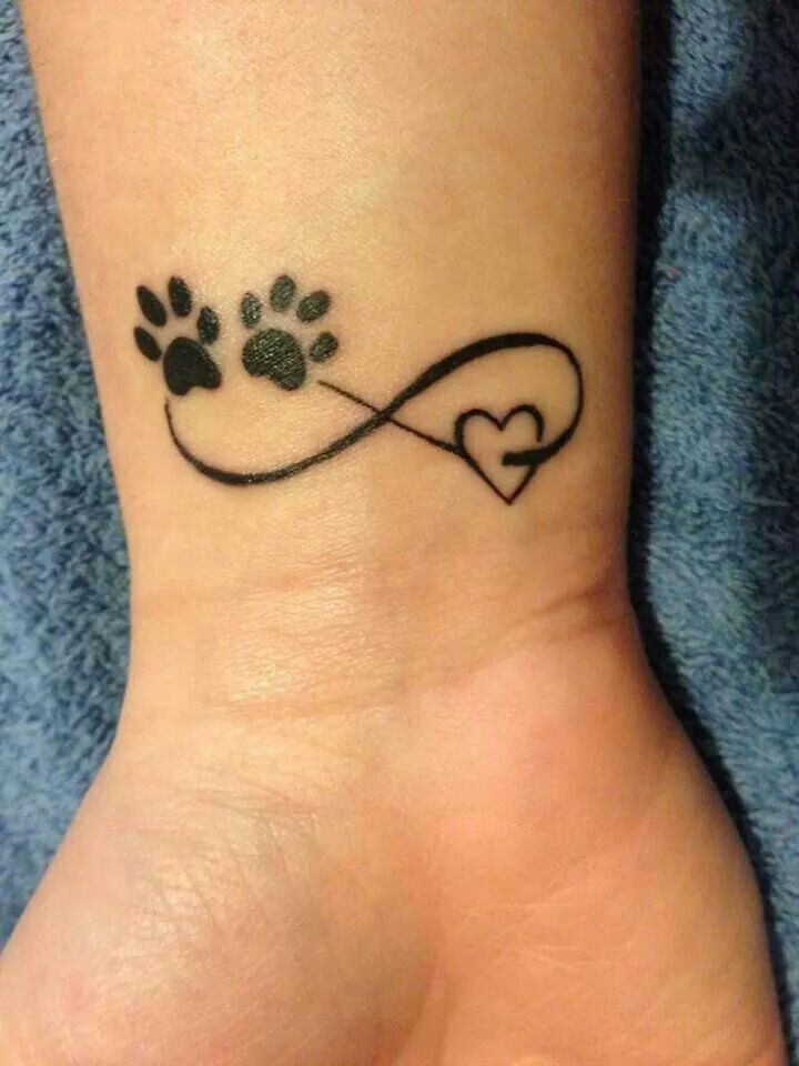 Infinite love - I Love this for rescue!!!