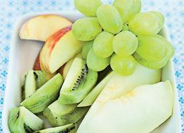 Frugt hapser (68 kcal) | Slankeklubben.dk