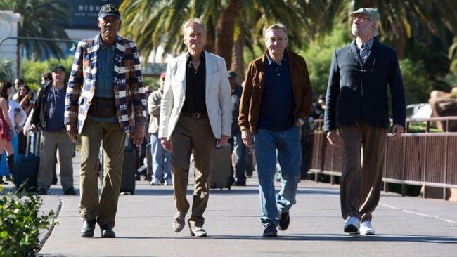 """""""Last Vegas"""": Starsi panowie nie będą rzygać"""