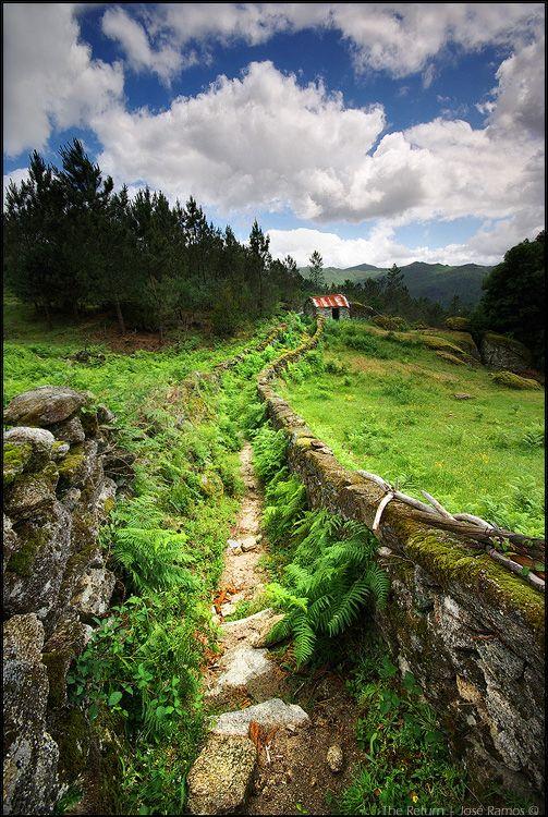 Serra do Gerês - Portugal