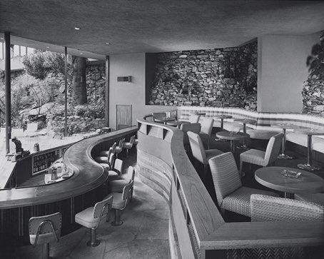 Palm Springs Tennis Club, Palm Springs, 1946–47