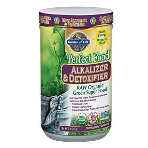 Perfect Food Raw Alkalizer & Detoxifier (285 Grams Powder)  by Garden of Life at the Vitamin Shoppe