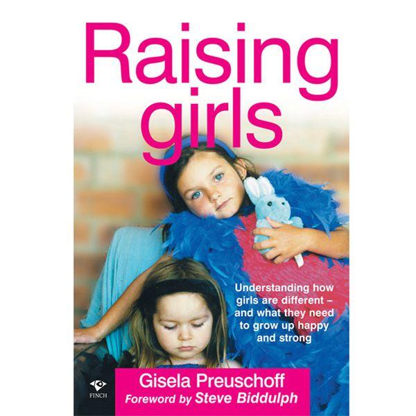 Raising Girls.. good #book for #mums of little girls