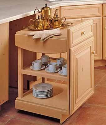Где хранить посуду на кухне: 12 практичных идей для выдвижных полок | Косметика Грин Мама