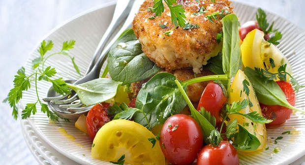 Salade vitaminéeVoir la recette >>