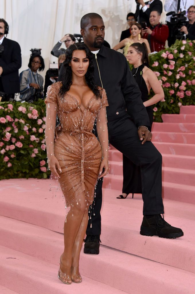 Kim Kardashian And Kanye West The Cutest Couples At The 2019 Met Gala Livingly Met Gala Met Gala Red Carpet Lady Gaga Costume