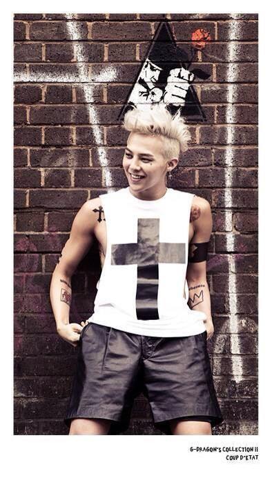 G-Dragon (Kwon Ji Yong ) ♡ #BIGBANG