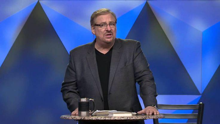 Rick Warren - Enfrentando Gigantes en la Vida y el Trabajo - Pt.7