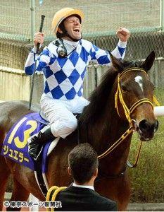 【トレセン秘話】注目はM・デムーロとルメールがどの馬に乗るか