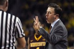 Minnesota's Richard Pitino ... looks exactly like Ricky!