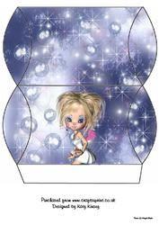 Iona Fairy Pillow Box